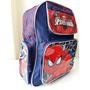 Mochila Escolar Homem Aranha Avengers Chenson C/ Alça