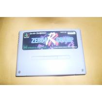 Cartucho De Snes/super Famicom Zero 4 Rr Champ