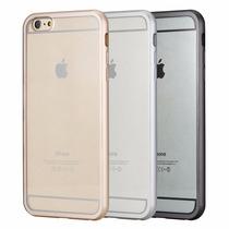 Rock Case Original Apple Iphone 6 Y 6 Plus Bumper Case Metal