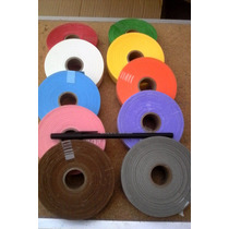 3 Rollos De Etiquetas Ropa De Lavandería Y Tintorería Pluma