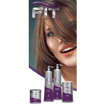 Kit Escova Progressiva Fit Cosmetics Passo 1 E 2 Fretegratis