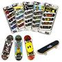 Juguete Tecnología De Cubierta 96mm Fingerboards 4 Pack (lo