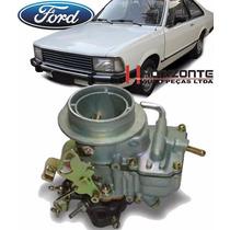 Carburador Corcel 2 Belina Del Rey 1.6 Dfv À Gasolina