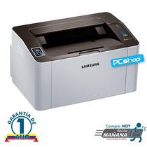 Impresora Laser Samsung Sl-m2020w Monocromatica Wifi