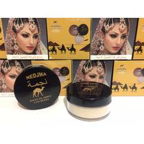 Polvo De Arroz Natural Arabe Con Henna Mayoreo 6 Piezas