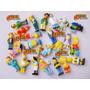 Bonecos Simpsons Homer Bonecos Simpson Bart Kit 10 Peças