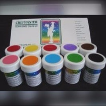 Colorante En Gel 1 Oz Chef Master Para Fondant O Pastel