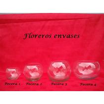Lote De10 Peceras 2 De Vidrio - Bochines - Bochas -cilindros