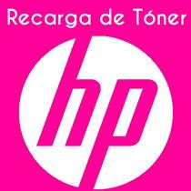 Recarga De Toner Hp Laserjet Modelo 85a-78a-35a-58a Canon128