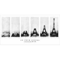 Lamina Torre Eiffel 100 X 50