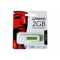 Kingston Datatraveler 2 Gb Usb 2.0 Flash / Pen Drive Dti/2gb