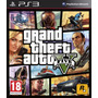 Gta 5 Ps3 Fisico Grand Theft Auto V Nuevos En Caja Sellada