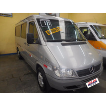 Sprinter 313 Executiva - 2011 - Van Oslam