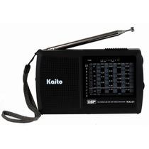 Radio De Onda Corta Kaito Ka321 Con Dsp - Blakhelment Nsp