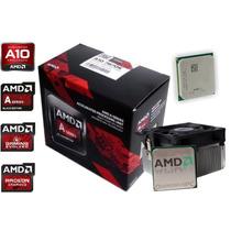 Micro Amd Apu A10 7870k 4.1ghz Quad Core Black Fm2 +q 7850k