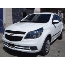 Chevrolet Agile Lt 1.4 Full Airbag Blanco 50.000km 2012 =0km
