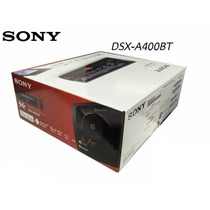 Media Receiver Sony Xplod Dsx-a400bt Bluetooth 55w X 4