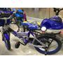 Bicicleta Para Niños Rin 16 Bmx