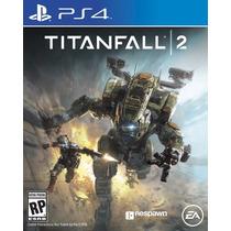 Titanfall 2 Ps4, Pré Venda, Pode Retirar Pessoalmente!