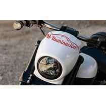 Faro Led Para Moto Harley Davidson 5.75in 5 3/4 Pulgadas