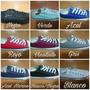 Zapatos Converse Todos Los Colores, Tallas De La 25 A La 45