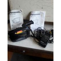 Filmadora Panasonic Rj 27 Para Restauro Ou Retirar Peças