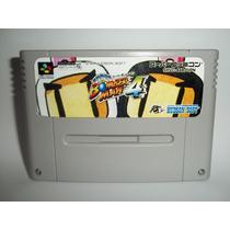 Super Bomberman 4 Em Ingles Linda Para Super Nintendo Snes