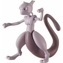 Figura De Accion Mewtwo Pokemon Tomy Original 15cm 14pa Plus