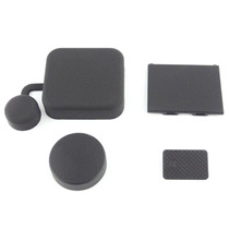 Gopro Kit Protector Lente Tapa Usb Lateral, Hdmi Protectores