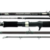 Vara Pesca Pesada Sumax Kenzaki 20-40lb 3m 2p. P/ Carretilha