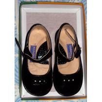 Lindos Zapatos Negros Para Niña