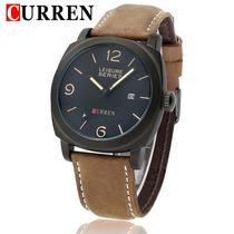 Relógio Masculino Curren Luxo 8158