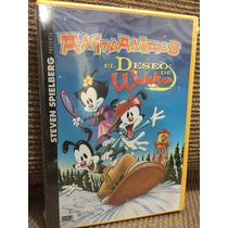 Animaniacs El Deseo De Wakko Yakko Dot Steven Spielberg Dvd
