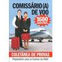 Coletânea De Provas - Comissário De Voo - 1600 Questões<br><strong class='ch-price reputation-tooltip-price'>R$ 47<sup>90</sup></strong>