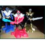 Power Rangers Super Samurai 3 Unidades Mc Donalds