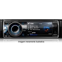 Dvd Player Automotivo Pioneer Dvh 8580avbt Tela De 3,5