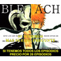 Pelicula Serie Tv Dvd Hd Anime Bleach Completa