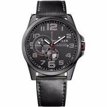 Reloj Tommy Hilfiger 1791005 Piel Nautica Armani Invicta Mk