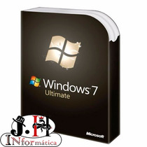 Licença / Chave / Serial / Key Windows 7 Ultimate Original