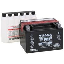 Bateria Cb 500 Shadow E Xt 600 Z 750 800 1000 Ytx9-bs Yuasa