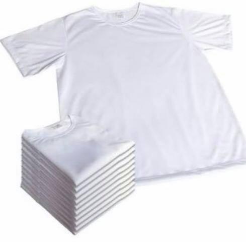Kit 10 Camisetas Infantil 100% Algodão Penteado Fio 30.1 Bca - R ... b99dab3b2f9