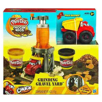 Playdoh Tonka Chuck & Friends Molino