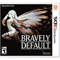 Bravely Default Nintendo 3ds Blakhelmet Sp