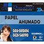 Papel Ahumado-esmerilado-microperforado-vinil Impreso Y Mas.