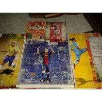 Messi, Ronaldo, Ronaldhiño Posters Retro Boing