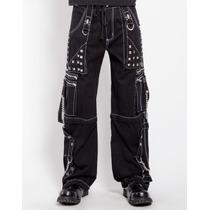 Pantalon Flojo Tripp Af7713m Industrial Punk Rocker Gothic