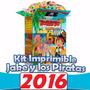 Kit Jake Y Los Piratas Cumpleaños Fiestas Cotillones