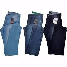 cad1db2c58 Calça Jeans Masculina Promoção Valida Hoje Só 37