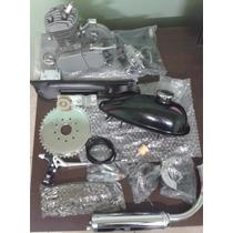 Kit Motor Bike Kit Motor P/ Bicicleta Motor 2t 80cc Completo