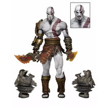 Action Figure Ultimate Kratos Ghost Of Sparta - God Of War 3